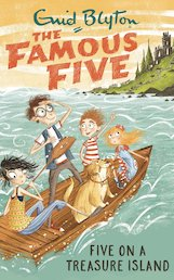 The Famous Five: Five on a Treasure Island