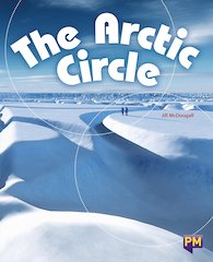PM Emerald: The Arctic Circle (PM Guided Reading Non-fiction) Level 25 (6 books)