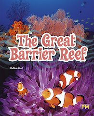 PM Emerald: The Great Barrier Reef (PM Guided Reading Non-fiction) Level 25 (6 books)