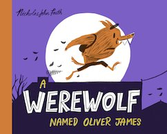A Werewolf Named Oliver James PB