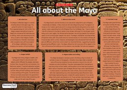 All about the Mayans