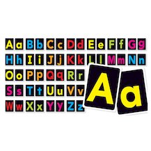 Big Letters A-Z (52 pieces)