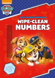 Wipe-Clean Numbers