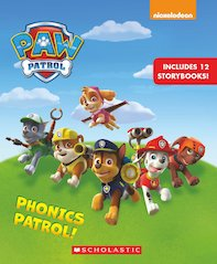 Phonics Patrol! Box Set