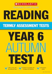 Year 6 Reading Test A x 10