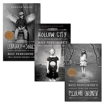 Miss Peregrine's Home for Peculiar Children Pack x 3
