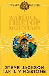 Fighting Fantasy :The Warlock of Firetop Mountain