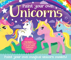 Paint Your Own Unicorns