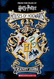 Houses of Hogwarts Creativity Journal