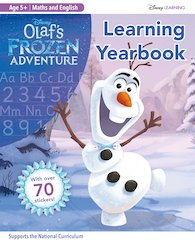 Olaf's Frozen Adventure: Learning Yearbook