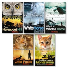 Michael Morpurgo Pack x 5 (Ages 9-11)