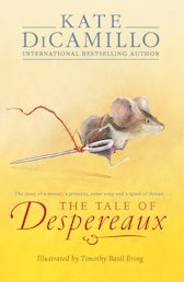 The Tale of Despereaux x 6