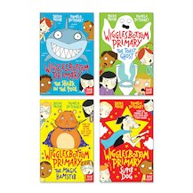 Wigglesbottom Primary Pack x 4