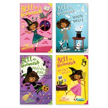 Bella Broomstick Pack x 4