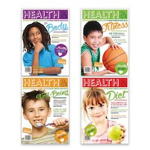 Healthy Lifestyles Pack x 4