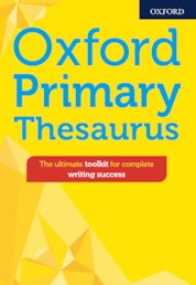Oxford Primary Thesaurus x 6
