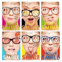 Geek Girl Pack x 6