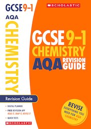 GCSE Grades 9-1: Chemistry AQA Revision Guide x 10