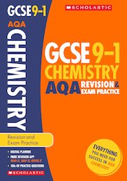 GCSE Grades 9-1: Chemistry AQA Revision and Exam Practice Book x 10