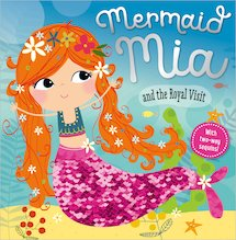 Mermaid Mia and the Royal Visit