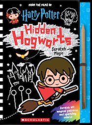 Hidden Hogwarts - Scratch Magic