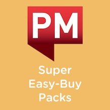 PM: Super Easy-Buy Pack (PM Chapter Books) Levels 25-30 (540 books)