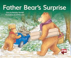 PM Green: Father Bear's Surprise (PM Storybooks) Level 13 x 6