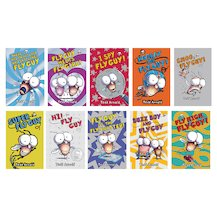 Fly Guy Pack x 10 (Books 1-10)