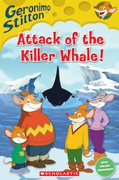 Geronimo Stilton: Attack of the Killer Whale (book only)