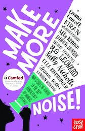 Make More Noise! New Stories in Honour of the 100th Anniversary of Women's Suffrage