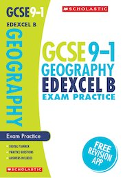 Geography Edexcel B Exam Practice Book