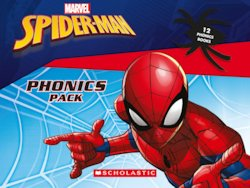Spider-Man Phonics Pack