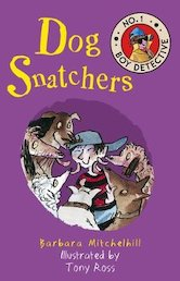 No. 1 Boy Detective: Dog Snatchers