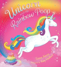Unicorn and the Rainbow Poop