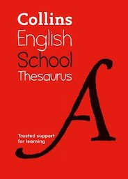 Collins School Thesaurus x 30