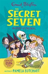The Secret Seven: Mystery of the Skull