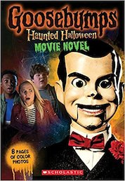 Haunted Halloween Movie Novel