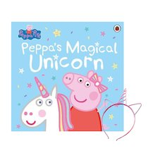 Peppa Pig: Peppa's Magical Unicorn with FREE Headband