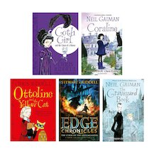 Chris Riddell Pack x 5