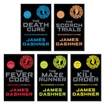 The Maze Runner Pack x 5