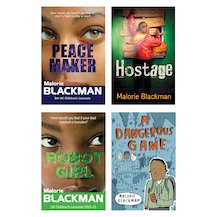 Barrington Stoke: Malorie Blackman Pack x 4