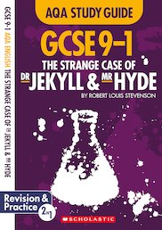 GCSE Grades 9-1 Study Guides: The Strange Case of Dr Jekyll and Mr Hyde AQA English Literature x 30