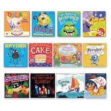 Picture Books for Younger Readers Pack x 12