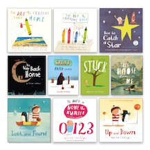 Oliver Jeffers Pack x 10