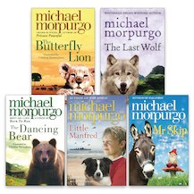 Michael Morpurgo Animals Pack x 5