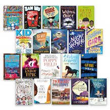 New Titles Ages 9-11 Pack x 20
