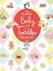 The Puffin Baby and Toddler Treasury x 6