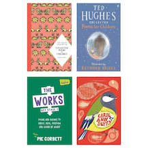 Pie Corbett's Poetry Spine: Year 6 Pack x 4