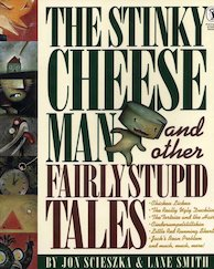 The Stinky Cheese Man and Other Fairly Stupid Tales x 30