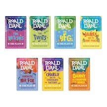 Roald Dahl Plays Pack x 7